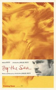 By the Sea Official Poster