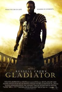 Gladiator Official Poster