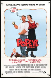 Popeye Official Poster